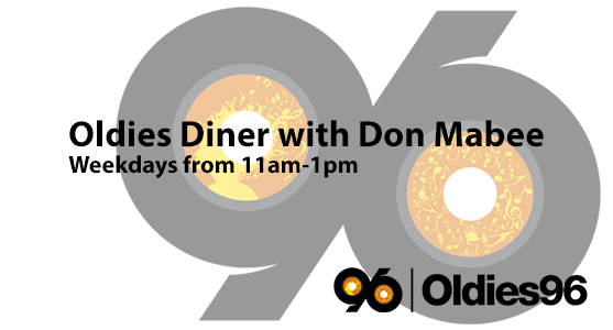 Oldies Diner with Don Mabee