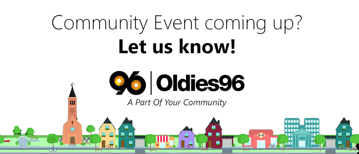 Submit Your Community Event Info!